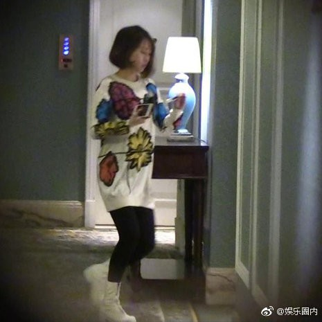 Scandal ngoại tình của mỹ nam Hoa Thiên Cốt: Tiểu tam chạy vội vào phòng, trở ra với chiếc quần ngủ khác biệt - Ảnh 8.