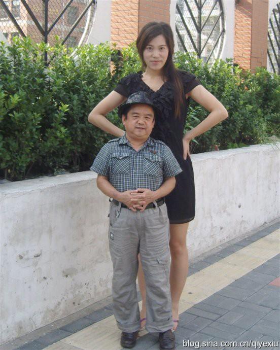Trần Tam Mộc, Sao hoa ngữ, Diễn viên lùn nhất Trung Quốc