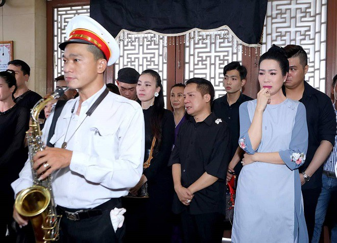 Cuộc điện thoại cuối cùng của Anh Vũ lúc 12h đêm cho diễn viên Đào Vân Anh - Ảnh 3.