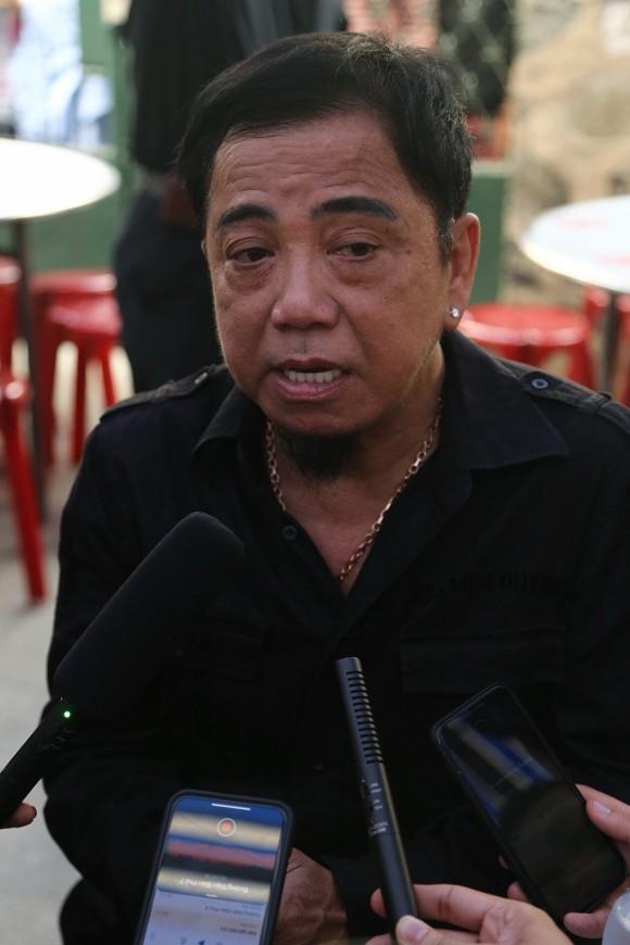 Hồng Tơ: Tôi sốc lắm vì tình anh em, đồng nghiệp với Vũ sâu đậm - Ảnh 3.
