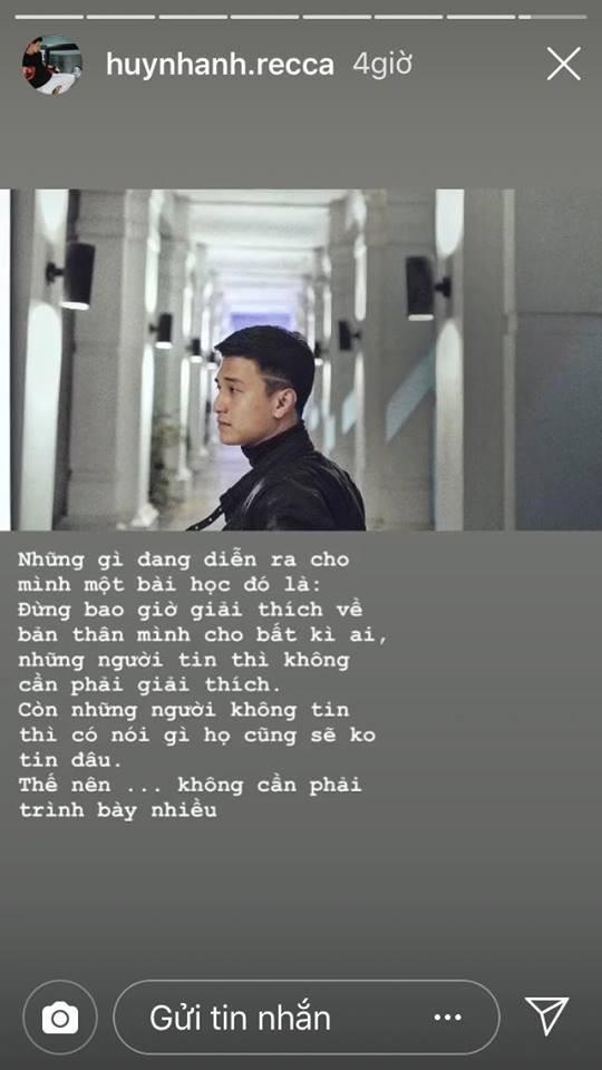 Huỳnh Anh lên tiếng đáp trả khi bị 2 đạo diễn mắng là mất dạy, vô học - Ảnh 6.