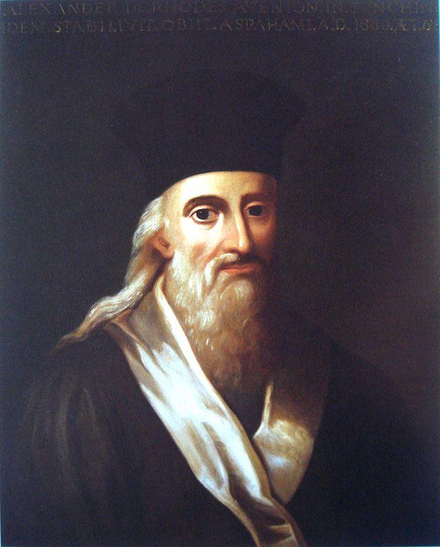 Nhà truyền giáo Alexandre de Rhodes góp công lớn sáng tạo ra chữ Quốc ngữ