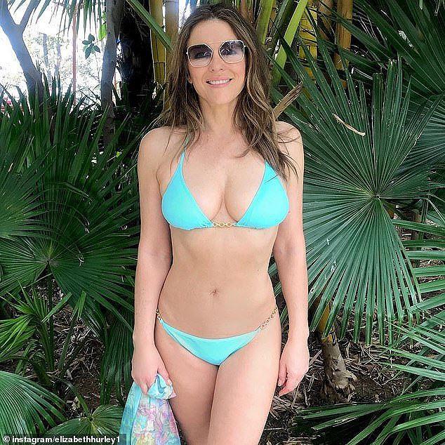 Mỹ nhân U60 khoe dáng nuột như gái đôi mươi với bikini - Ảnh 3.