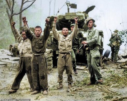 Ảnh màu hiếm mô tả sự tàn khốc của chiến tranh Triều Tiên - ảnh 3