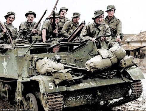 Ảnh màu hiếm mô tả sự tàn khốc của chiến tranh Triều Tiên - ảnh 6