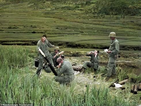 Ảnh màu hiếm mô tả sự tàn khốc của chiến tranh Triều Tiên - ảnh 8