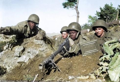 Ảnh màu hiếm mô tả sự tàn khốc của chiến tranh Triều Tiên - ảnh 9