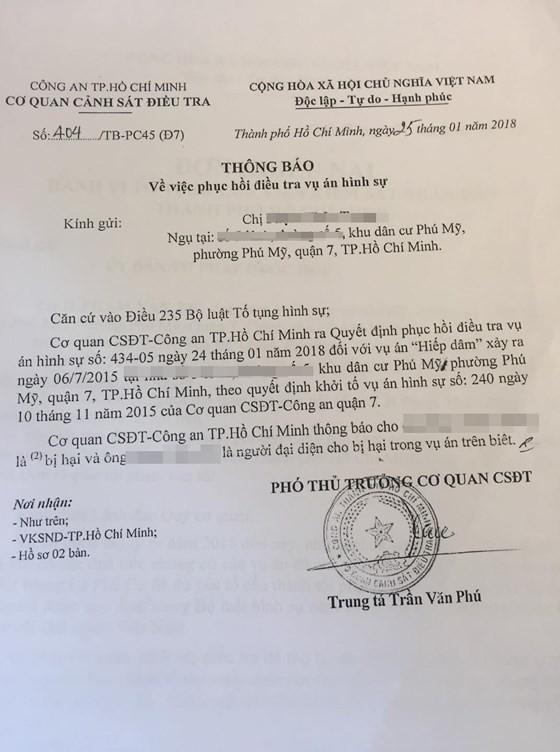 Bắt đại gia kinh doanh quán bar lớn nhất nhì Sài Gòn hiếp dâm du học sinh Mỹ