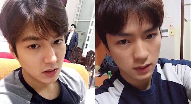 Chàng du học sinh Việt với nhan sắc cực phẩm giống hệt Lee Min Ho, được chính người Hàn trầm trồ vì quá đẹp trai - Ảnh 2.