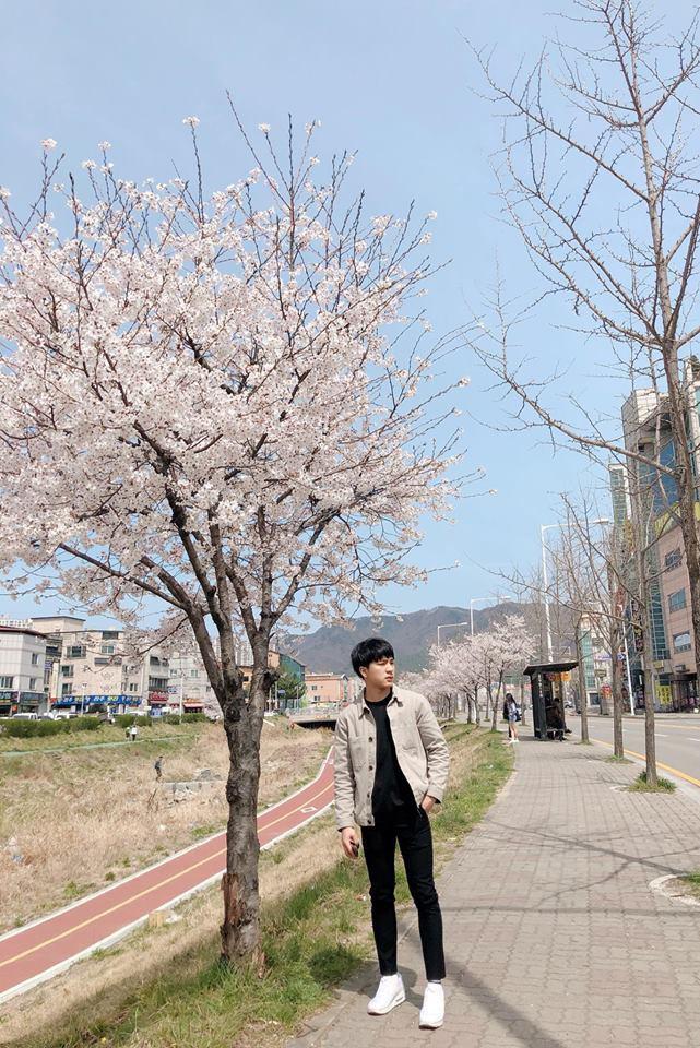Chàng du học sinh Việt với nhan sắc cực phẩm giống hệt Lee Min Ho, được chính người Hàn trầm trồ vì quá đẹp trai - Ảnh 7.