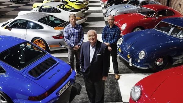 Bộ sưu tập gồm 80 chiếc Porsche cổ vừa bị xóa sổ chỉ vì một sự cố không ai ngờ tới - Ảnh 1.