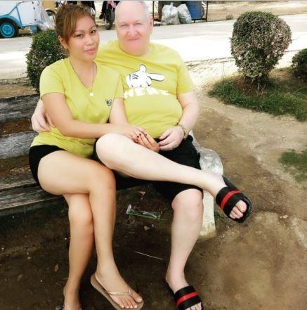 Cụ ông 71 tuổi trúng tiếng sét ái tình của cô gái 23 ngay lần nói chuyện đầu tiên - Ảnh 4.