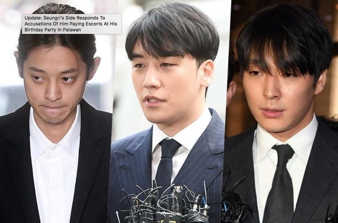 Cảnh sát cuối cùng cũng xin lệnh bắt giữ Seungri, phát hiện vai trò đặc biệt của nam ca sĩ trong chatroom tình dục - Ảnh 1.