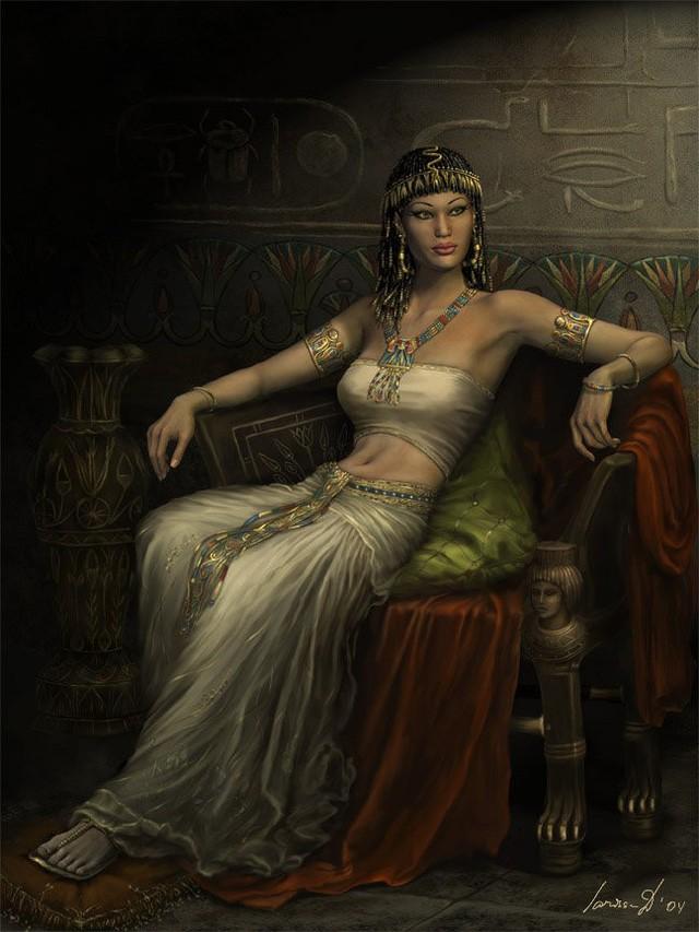 Giải mã biểu tượng con mắt Horus trong thần thoại Ai Cập - Ảnh 3.