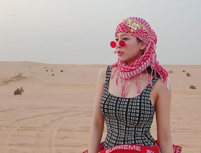 Hot girl Trâm Anh sau khi nổi tiếng: Túi tiền dày hơn, mất nhiều bạn bè, du lịch khắp thế giới - Ảnh 10.