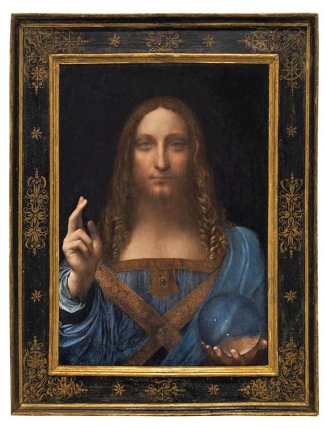 Giải mã 5 bí mật ẩn trong các tác phẩm của thiên tài Leonardo DaVinci - Ảnh 1.