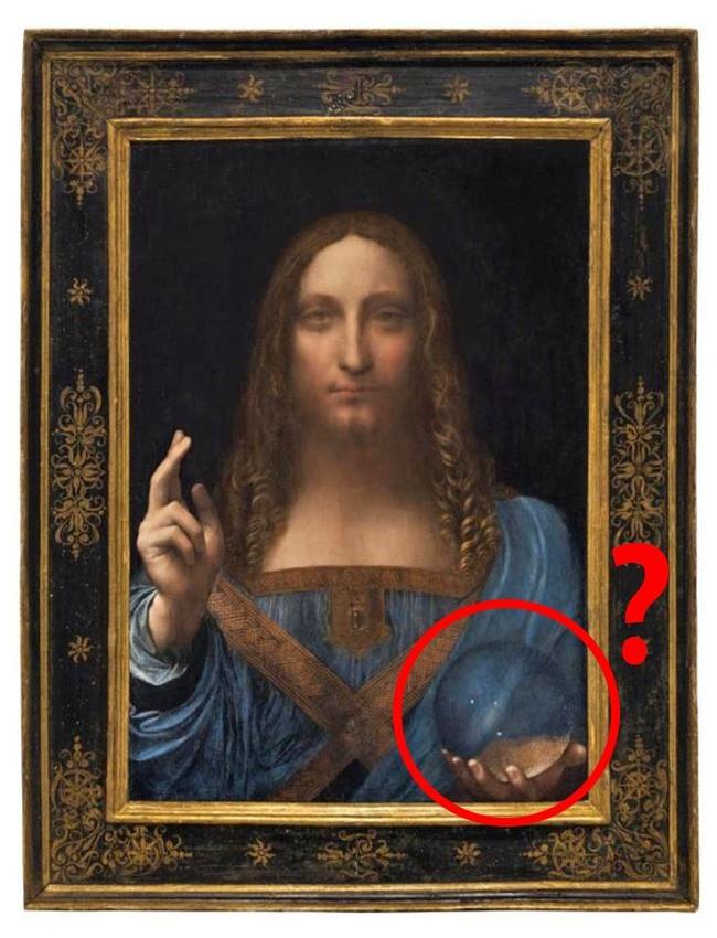 Giải mã 5 bí mật ẩn trong các tác phẩm của thiên tài Leonardo DaVinci - Ảnh 2.