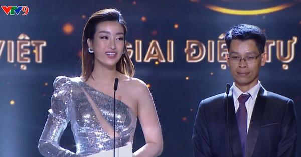 Giải Cống Hiến 2019: Thưa thớt khán giả, Hoa hậu Mỹ Linh nhầm giới tính Hà Anh Tuấn - Ảnh 3.