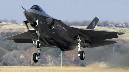 Mỹ lần đầu đưa Tia chớp F-35A tới chảo lửa Trung Đông - ảnh 1