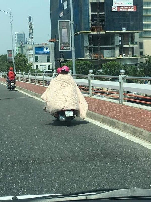 Style Ninja đã được nâng lên tầm cao mới trong những ngày Sài Gòn nắng nóng đến suy nhược - ảnh 1