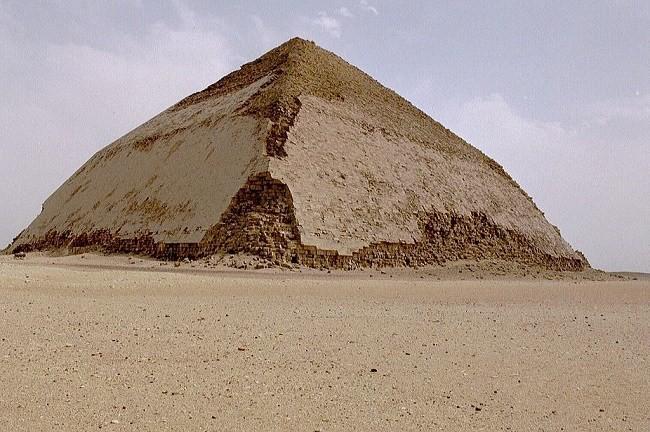 Bí mật kim tự tháp đỏ ở Ai Cập: Sau 141 năm mới giải mã được một phần - Ảnh 3.