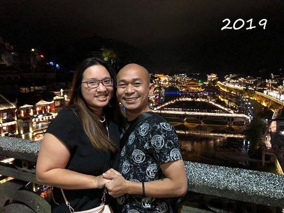 Vợ tăng gần 30kg biến thành 1 người khác, diễn viên Việt nổi tiếng vẫn bày tỏ tình yêu thế này! - Ảnh 3.