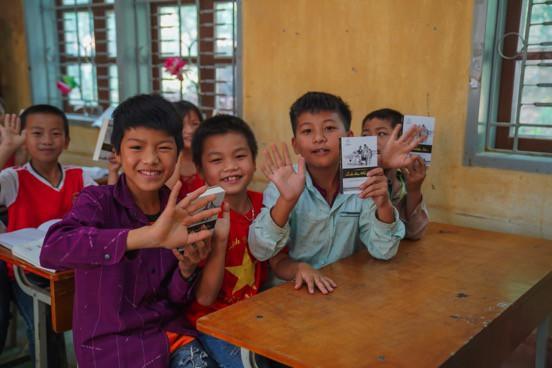 Khát vọng thay đổi cuộc đời và lòng hiếu học của những đứa trẻ vùng cao nơi địa đầu Tổ quốc - Ảnh 13.