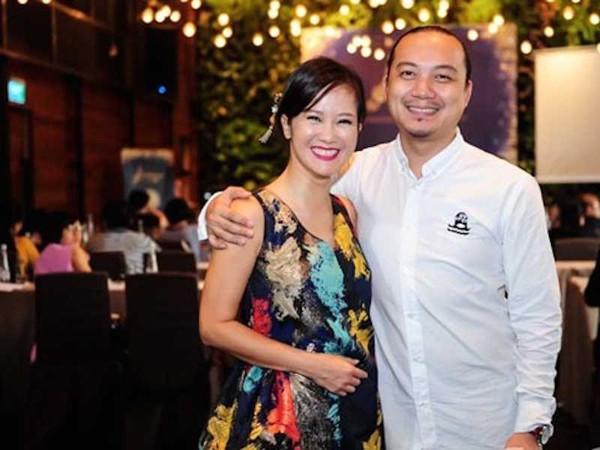 Chị em nhà Đoan Trang: Chị lấy chồng Tây giàu có, em kín tiếng được đồng nghiệp nể phục - Ảnh 4.
