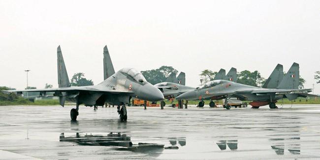 Kho vũ khí khổng lồ do Nga sản xuất của Ấn Độ - ảnh 7