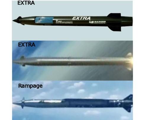 Tên lửa Rampage - Cuồng nộ của Israel đang gây sốc ở chiến trường Trung Đông - Ảnh 1.