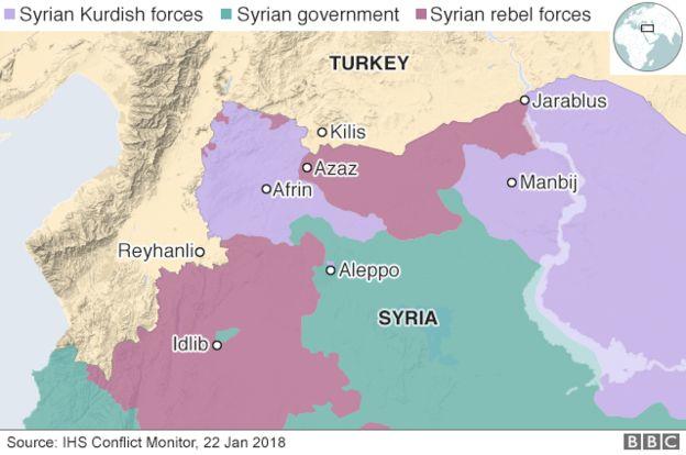 Thổ Nhĩ Kỳ thả khủng bố IS ở biên giới, giao tranh với người Kurd chuẩn bị diễn ra - ảnh 2