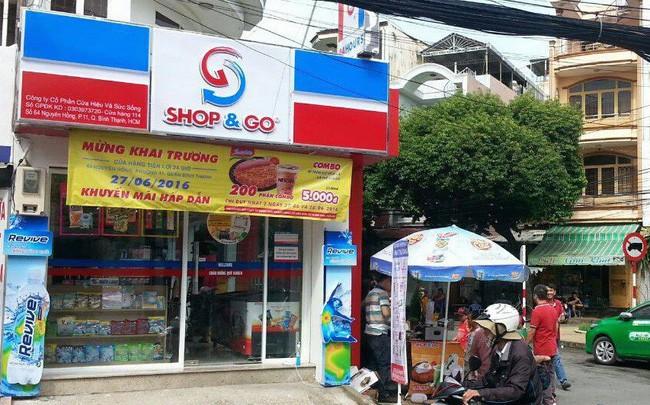 Vingroup vừa được tặng lại chuỗi 87 cửa hàng tiện lợi Shop&Go với giá 1 USD - Ảnh 1.