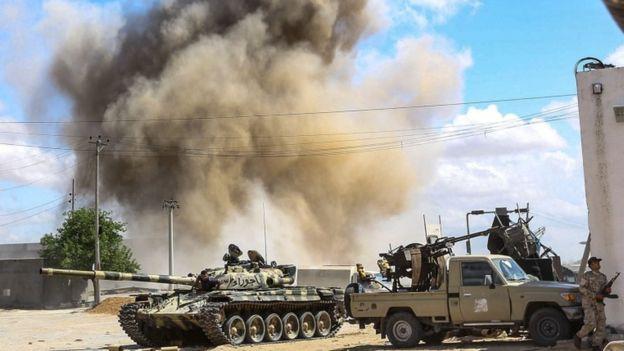 Libya: Chiến thuật Blitzkrieg của LNA thất bại - Tướng Haftar nếm trái đắng, trả giá đắt - ảnh 4