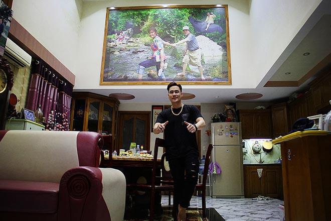 Cuộc sống trong căn nhà hơn 200 tỷ của nam ca sĩ khiến Quỳnh Nga âm thầm yêu suốt 2 năm - Ảnh 7.