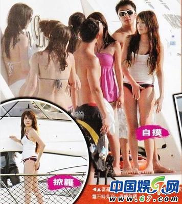 Gia tộc phong lưu nhất Hong Kong: Anh U90 cặp thiếu nữ tuổi cháu, em chuyên săn minh tinh - Ảnh 10.