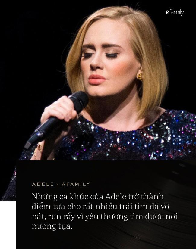 Adele và chuyện tình 8 năm vừa đứt đoạn: Cứ ngỡ chân ái cuộc đời, cuối cùng vẫn phải nói lời chia tay - ảnh 2