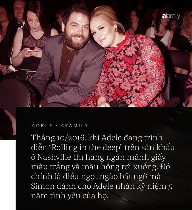 Adele và chuyện tình 8 năm vừa đứt đoạn: Cứ ngỡ chân ái cuộc đời, cuối cùng vẫn phải nói lời chia tay - ảnh 12