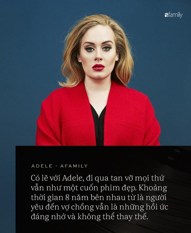 Adele và chuyện tình 8 năm vừa đứt đoạn: Cứ ngỡ chân ái cuộc đời, cuối cùng vẫn phải nói lời chia tay - ảnh 16