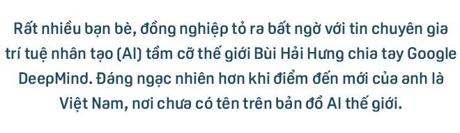 """Hành trình từ Google DeepMind tới Viện trưởng VinAI Research: """"Tôi trở về để chiến đấu, không phải để nghỉ hưu"""" - Ảnh 1."""