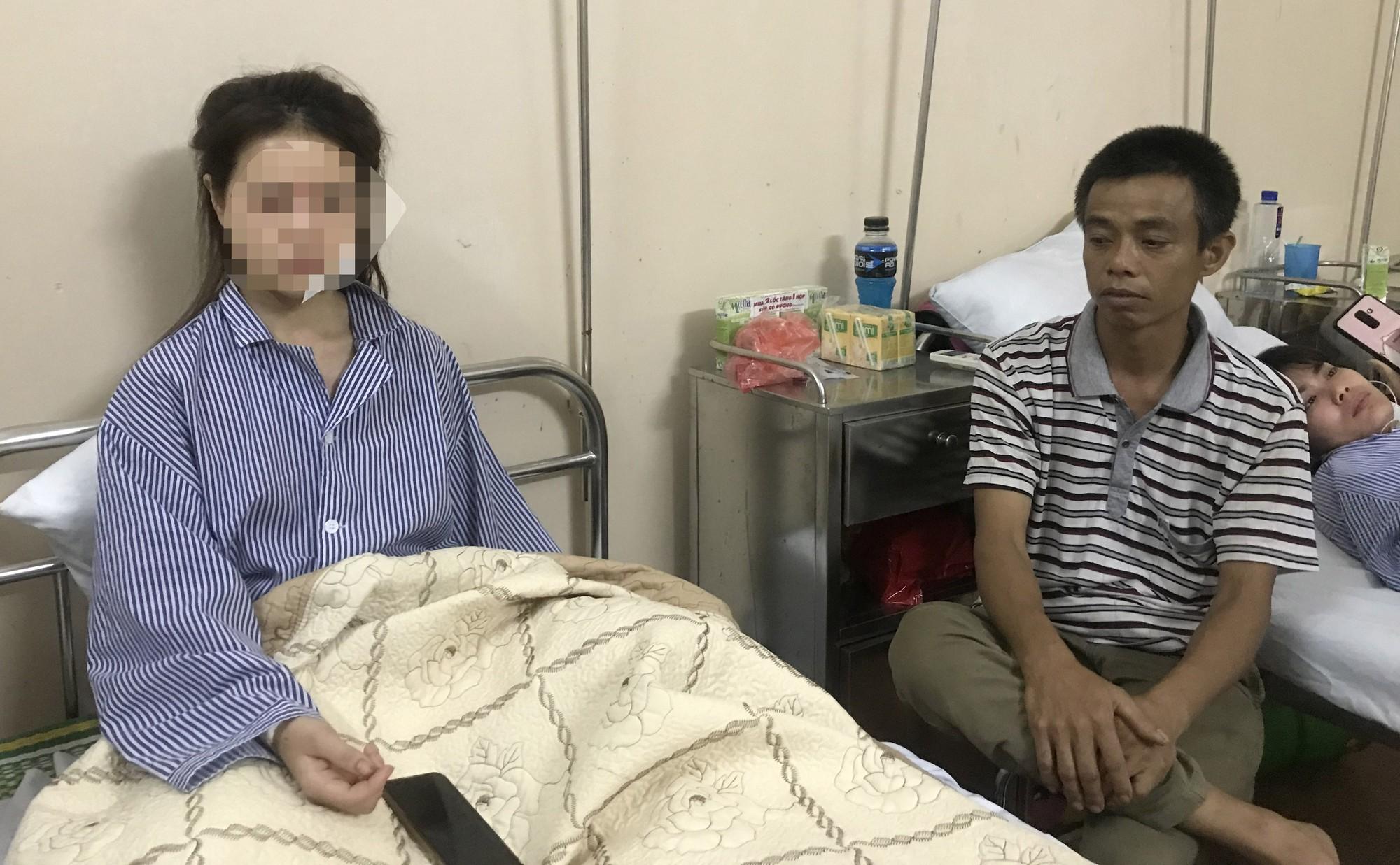 Người rạch mặt cô gái có ngoại hình xinh xắn ở Bắc Ninh: Em không