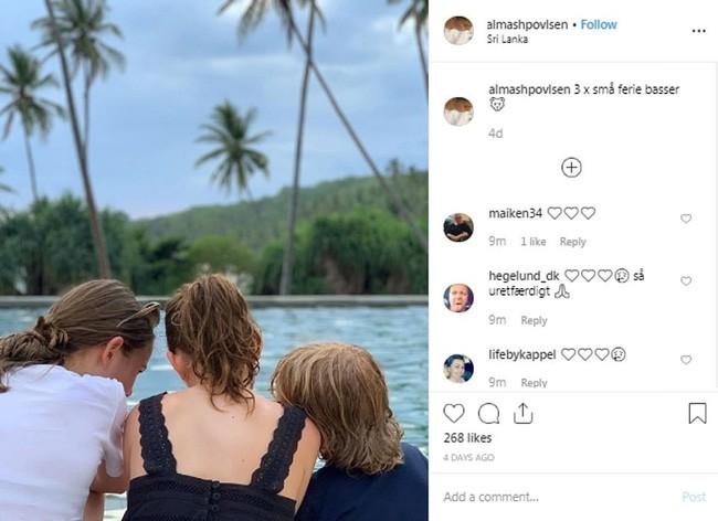 Tỷ phú giàu nhất Đan Mạch mất đi 3 người con trong vụ nổ bom liên hoàn ở Sri Lanka, giật mình với bức ảnh cuối cùng như một điềm báo - Ảnh 3.