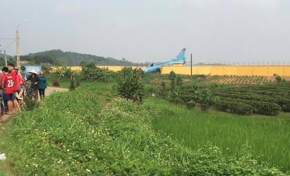 Máy bay chiến đấu Không quân Việt Nam gặp sự cố ở Yên Bái hiện đại như thế nào? - Ảnh 1.