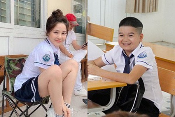 Hoàng Thùy Linh nói gì về việc thay thế hot girl Trâm Anh đóng nữ chính sitcom Siêu quậy? - Ảnh 1.