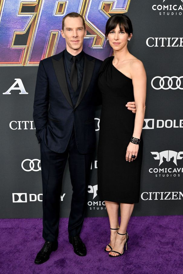 Siêu thảm tím Avengers: Endgame hot nhất 2019: Dàn sao Marvel sang chảnh, vợ chồng Miley Cyrus chiếm trọn spotlight - Ảnh 19.