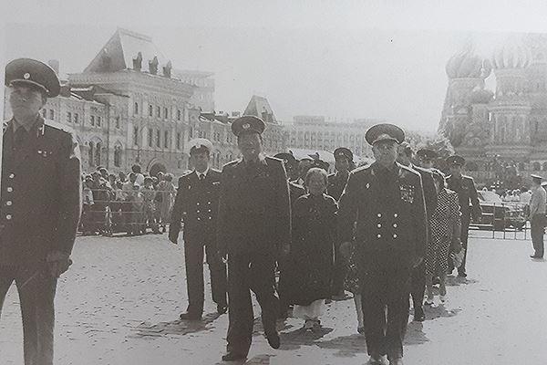 Những bức ảnh hiếm của nguyên Chủ tịch nước Lê Đức Anh và nguyên thủ các nước - Ảnh 4.