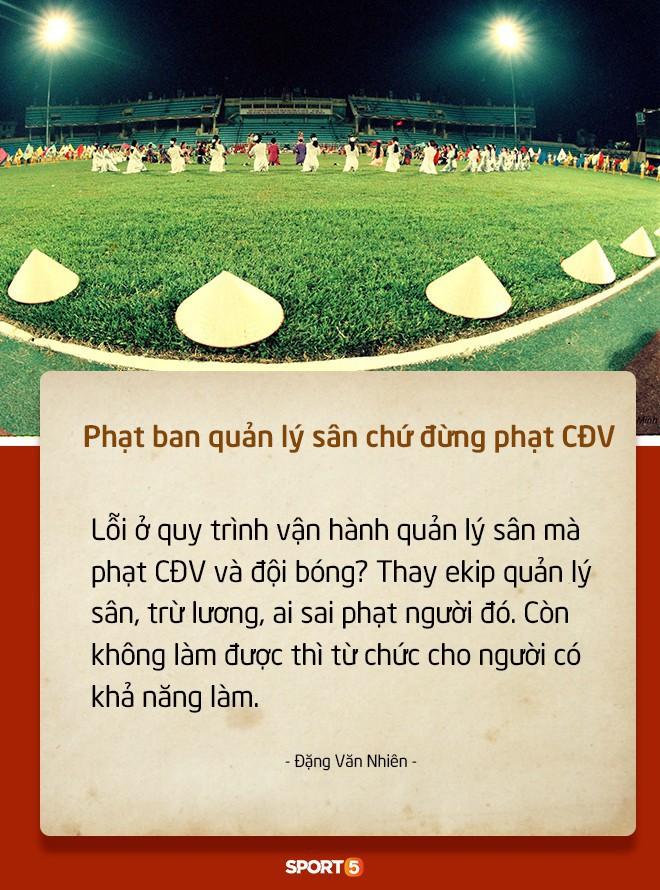 Fan Việt tranh cãi nảy lửa chuyện sân Hàng Đẫy bị treo vì CĐV Hải Phòng đốt pháo sáng - Ảnh 5.