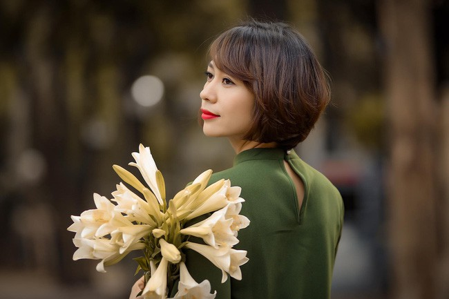 Những ngày cuối cùng trước khi qua đời vì ung thư của người mẫu Như Hương: Vẫn xinh đẹp, lạc quan - ảnh 10
