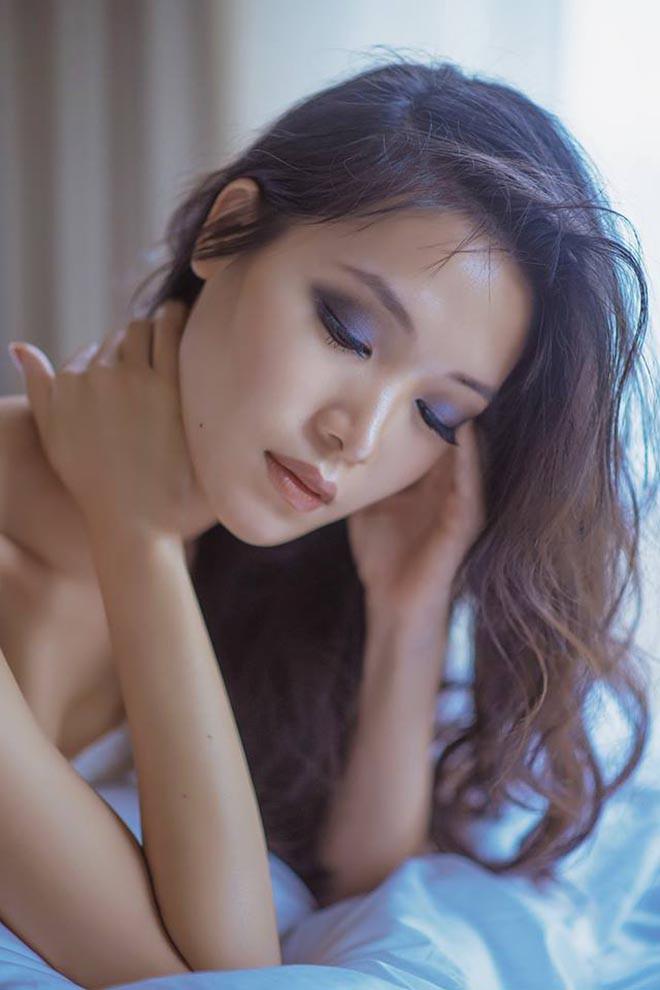 Cuộc sống hiện tại của hoa hậu xui xẻo nhất showbiz Việt - Ảnh 2.