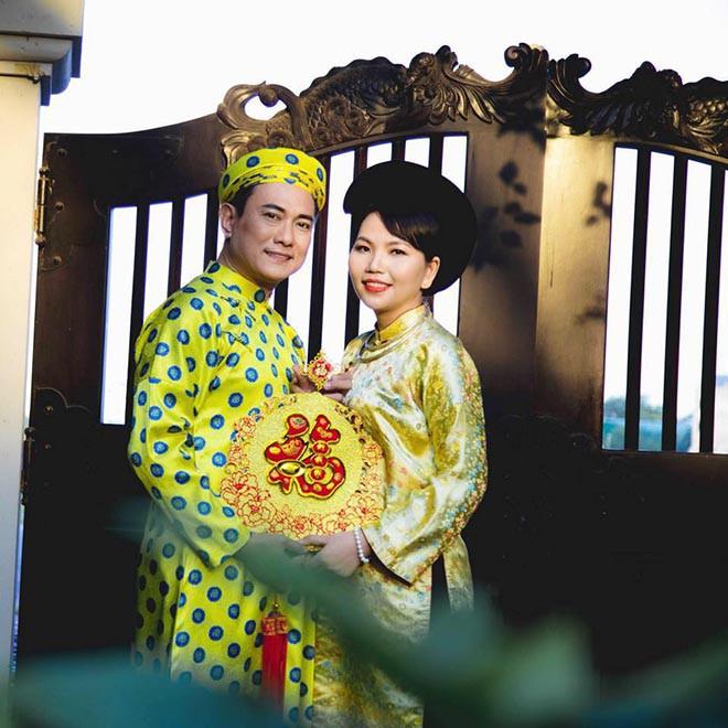 Danh tính vợ hai xinh đẹp, kém 12 tuổi của diễn viên Hoàng Phúc - Ảnh 9.