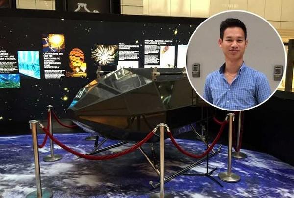 Phi thuyền không gian đầu tiên của Việt Nam sắp đưa người lên không trung - Ảnh 1.
